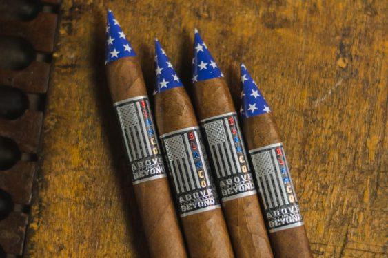 Above & Beyond — Blanco Cigars 2